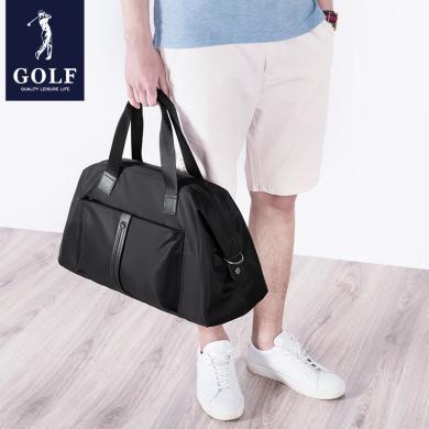 高尔夫手提旅行包男短途出差旅游大容量轻便行李袋运动收纳健身包 D962989