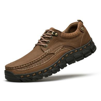 德国骆驼动感登山鞋?#34892;?#25143;外运动鞋?#38041;?#20241;?#34892;?#30007;款徒步鞋旅游鞋子男潮 18196