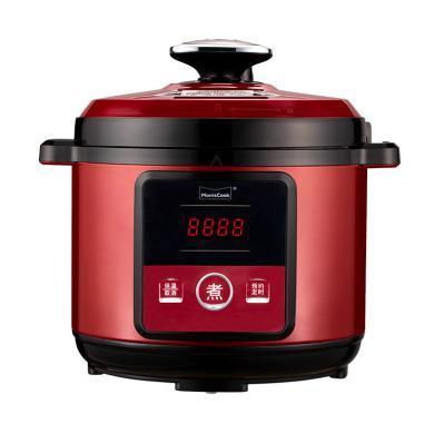 慕廚 家用智能5L高壓鍋飯煲5-6人多功能全自動大容量電壓力鍋