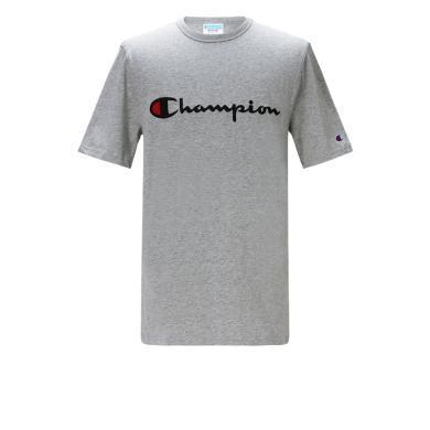 [支持購物卡] CHAMPION/冠軍 男裝短袖T恤  T1919G