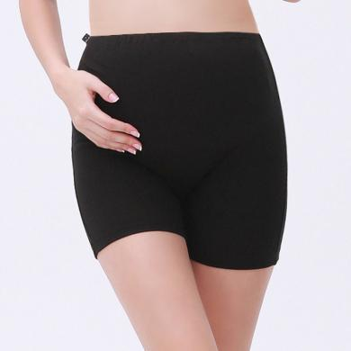 喬妮雅孕婦內褲高腰托腹可調節純棉里平角短褲衩孕產婦通用內衣褲頭女式