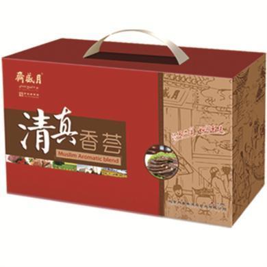 老北京特產 多口味熟食組合 清真牛羊肉熟食禮盒 清真香薈禮盒1350g