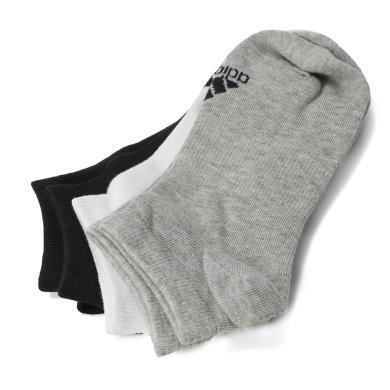 adidas阿迪達斯年中性短襪子(3雙)AA2313
