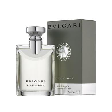 【支持购物卡】意大利BVLGARI/宝格丽 大吉岭茶男士淡香水-原版 100ML