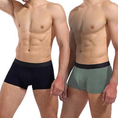 卡斯賓2020新款 男士莫代爾無痕內褲平角內褲