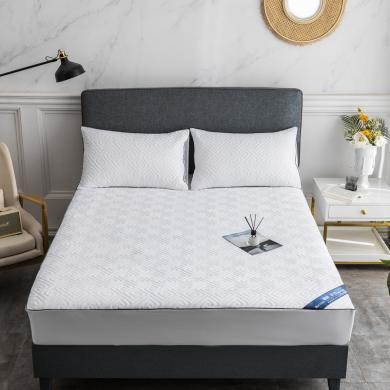 VIPLIFE純色夾棉床笠 床墊保護罩