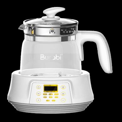 貝拉比 寶寶恒溫調奶器玻璃電水壺嬰兒智能沖奶機泡奶粉自動溫奶器【恒溫調奶器A款】