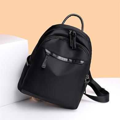 GSQ古思奇 新款女包版百搭書包旅行小背包女包包雙肩包女NG964