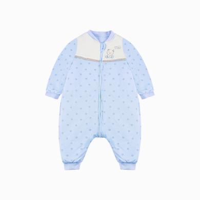 丑丑嬰幼 男女寶寶卡通可愛分腿棉睡袋 嬰幼兒保暖分腿睡袋 COA002X