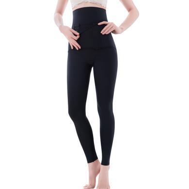 摩登?#26032;?抽脂塑形裤新款提臀束腿裤术后塑腿裤美体裤女长裤大腿吸脂塑身裤