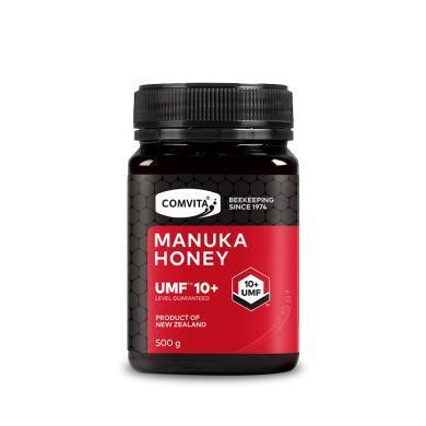 comvita康維他UMF10+麥盧卡500g蜂蜜新西蘭原裝進口蜜天然成熟蜜