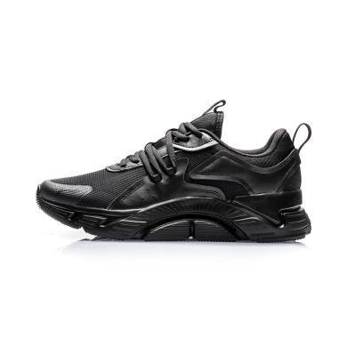 李宁跑步鞋男鞋2020新款减震轻便跑鞋鞋子男士回弹运动鞋ARHQ087