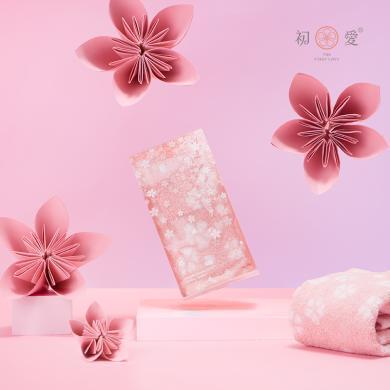 初愛櫻花毛巾