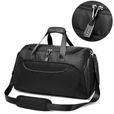 薩蒙斯 新款男女旅游包手提旅行包大容量防水可折疊行李包男出差旅行袋