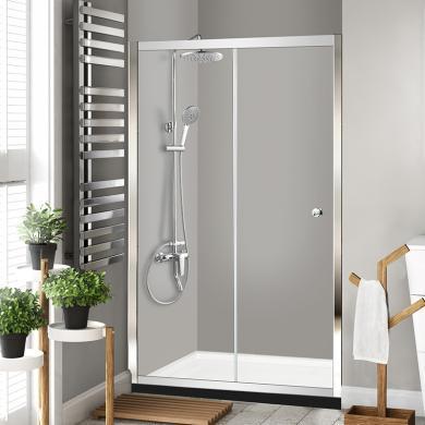 九牧整体浴室淋浴房隔断干湿分离浴室一体式M1E21系列