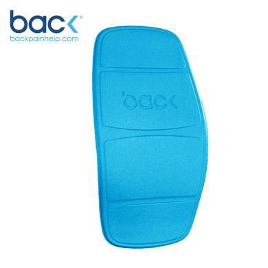 英國Back Backboard Light人工力學輕便型可調節腰背墊 減輕腰椎壓力 顏色可選
