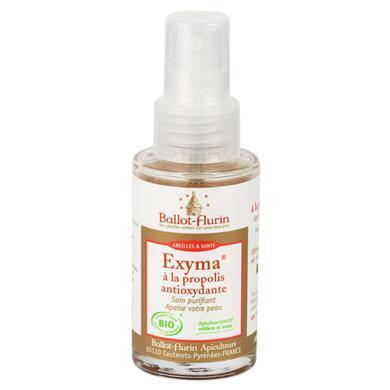 【支持購物卡】法國Ballot - Flurin Exyma 天然蜂膠皮膚特別護理液,Exyma這法文源自英文Eczema(濕疹),適用于舒緩及修復皮膚問題,及女士私密部位的清潔及護理。海外原裝!50 ml/瓶 香港直郵