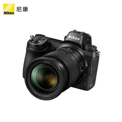 尼康(Nikon)Z6 微單相機 數碼相機 微單套機 (24-70mm f/4 微單鏡頭)Vlog相機 視頻拍攝