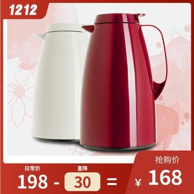 德國emsa愛慕莎貝格家用保溫壺進口玻璃內膽大容量熱水瓶歐式暖壺1.5L