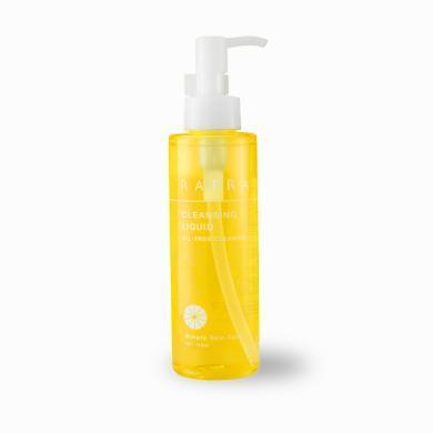 日本RAFRA无油卸妆液150ml卸妆精华温和清洁卸妆无刺激可卸眼唇卸妆水