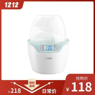 【雙瓶暖奶器】喔喔牛智能液晶暖奶器 6合1多功能 雙瓶恒溫暖奶器奶瓶消毒保溫器
