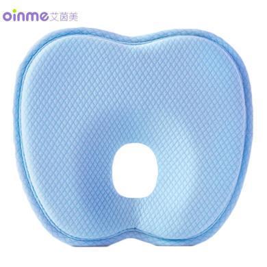艾茵美嬰兒定型枕嬰兒枕頭防偏頭寶寶新生兒偏頭矯正0-3-6個月