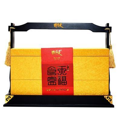 天福號老字號 食全食美熟食禮盒1900g 北京特產醬肘子 天福醬鴨 醬驢肉 醬鹿肉等