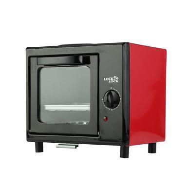 樂扣樂扣(lock&lock) EJO117RED 電烤箱