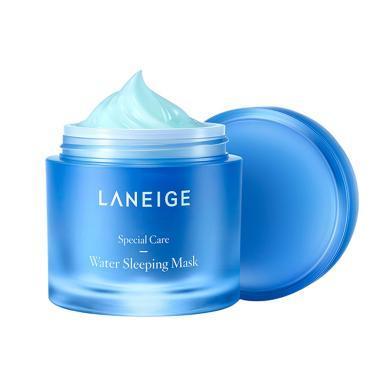 【支持購物卡】韓國LANEIGE 蘭芝 補水保濕面膜夜間修護睡眠面膜 70ml/瓶