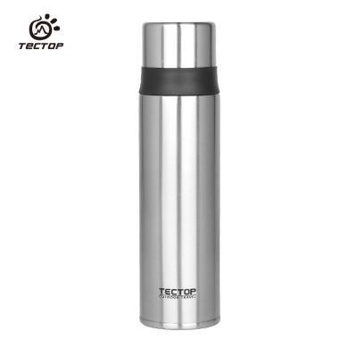 TECTOP/探拓不銹鋼保溫杯420ml保溫保冷真空子彈頭保溫杯戶外便攜水杯