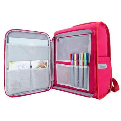 KONGZI孔子書包小學生書包男女兒童書包1-6年級減負大容量防水背包KS506