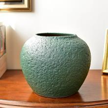 墨菲景德镇创意新中式陶瓷花瓶客厅电视柜玄关水培花器装饰品摆件