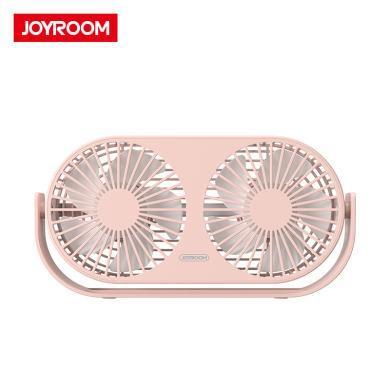 JR-CY273 USB 风扇 办公 书桌 小风扇可充电 学生宿舍小?#22836;?#25159;