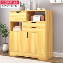 餐邊柜北歐風簡約現代儲物柜廚房收納簡易多功能碗柜櫥柜
