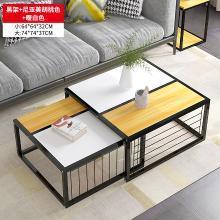 客廳小茶幾簡約現代小戶型邊幾創意多功能沙發桌經濟型邊桌