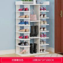 创意鞋架家用经济型省空间鞋柜门口小鞋架宿舍简约现代收纳架