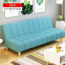 沙發客廳雙人沙發床小戶型折疊床布藝沙發床兩用外貿