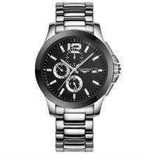 正品冠琴男士手表全自动机械表男镂空防水时尚潮流名牌手表男商务