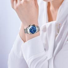 冠琴正品女表時尚大氣防水石英手表女新款鋼帶氣質韓版百搭女腕表