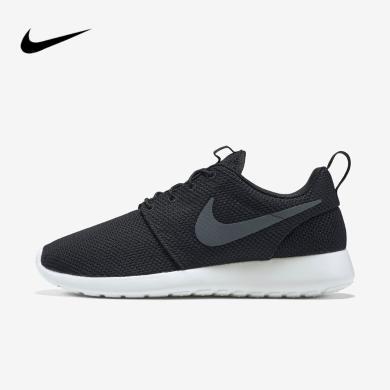 Nike耐克ROSHE RUN ONE男款轻便耐磨缓震跑步鞋511881