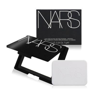 【支持購物卡】 美國 納斯 NARS 裸光透明蜜粉餅 7g/10g/盒 隨機發貨