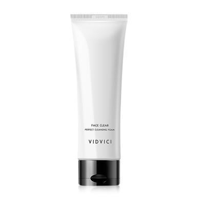 【支持购物卡】韩国Vidivici 女神蚕丝泡沫温和深层清洁保湿洗面奶120ml