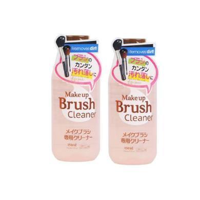 2瓶装 日本Daiso大创化妆刷 清洗剂 150ml 香港直邮