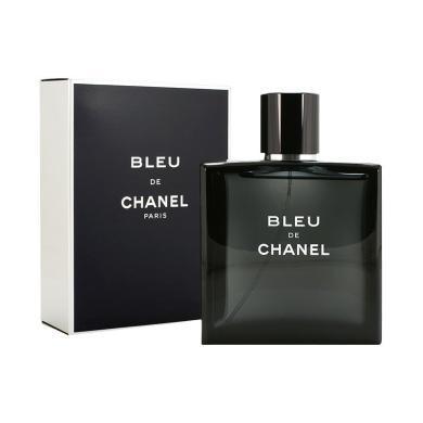 【支持購物卡】法國CHANEL香奈兒 男士蔚藍淡香水EDT 100ml 男士香水