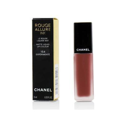 【支持购物卡】法国 香奈儿 Chanel  ?#24085;?#39749;力印记?#25509;?#21475;红 6ml/支-#154