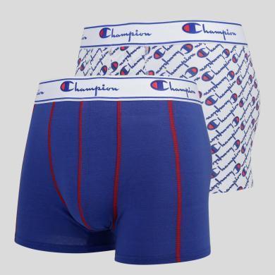 CHAMPION冠軍男款平角短內褲(2只裝)Y081W