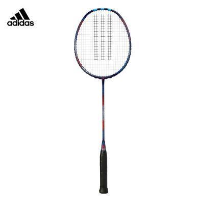 阿迪達斯adidas羽毛球拍 全碳素球拍 高彈性纖維毛球拍 阿迪羽毛球拍