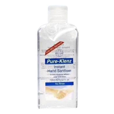 【支持購物卡】英國Pure-klenz 抑菌乙醇洗手液 免洗洗手液凝膠 消毒洗手液100ml