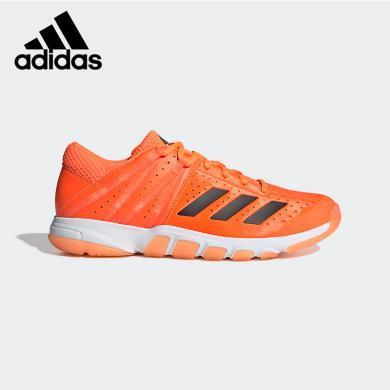 阿迪達斯 Adidas 休閑運動鞋男女通用訓練跑步鞋羽毛球鞋F99913