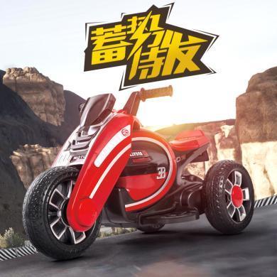 兒童電動摩托車三輪車小孩玩具電瓶車寶寶1-3-5歲童車